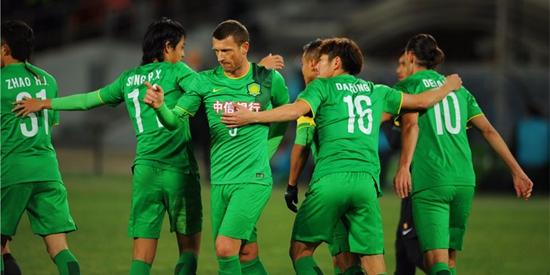 【北京站】2018赛季中超联赛 北京中赫国安VS北京人和