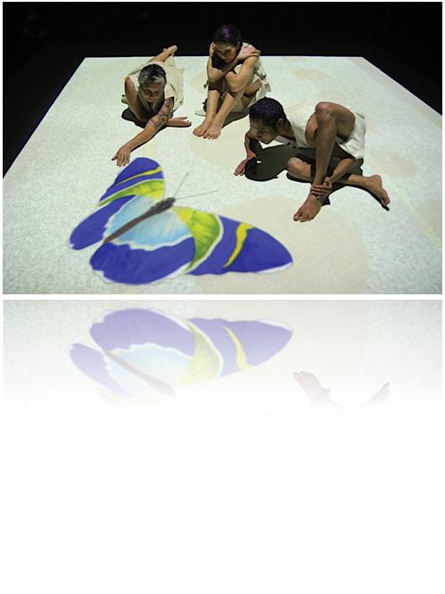 【杭州站】小不点大视界——亲子微剧场《魔毯·星空》