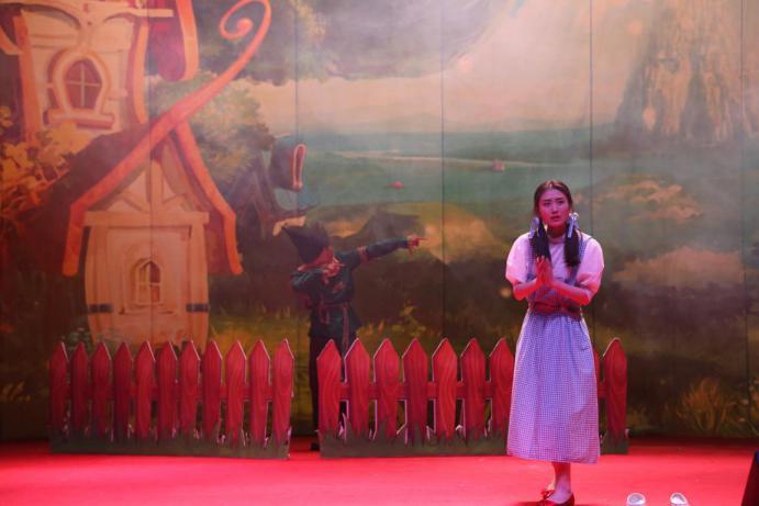 【上海站】DramaKids艺术剧团·经典童话歌舞剧《绿野仙踪·奇妙翡翠国》