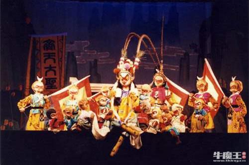 【北京站】中国木偶艺术剧院:神话木偶剧《大闹天宫》