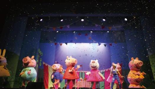 【苏州站】《小猪佩奇的庆祝会》