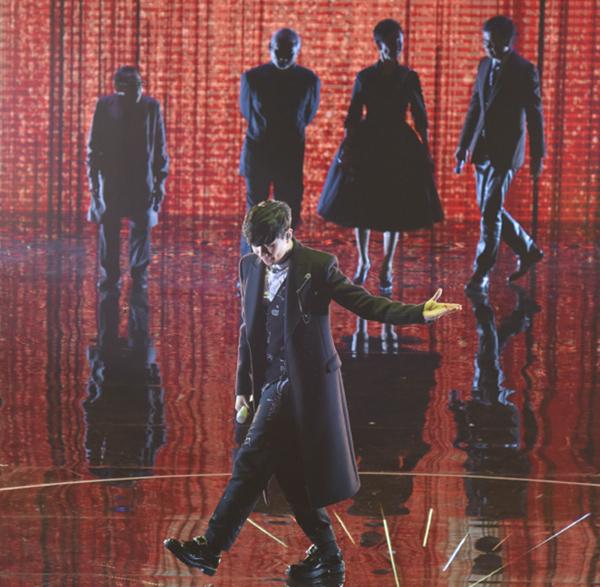 【苏州站】JJ 林俊杰《圣所2.0》世界巡回演唱会