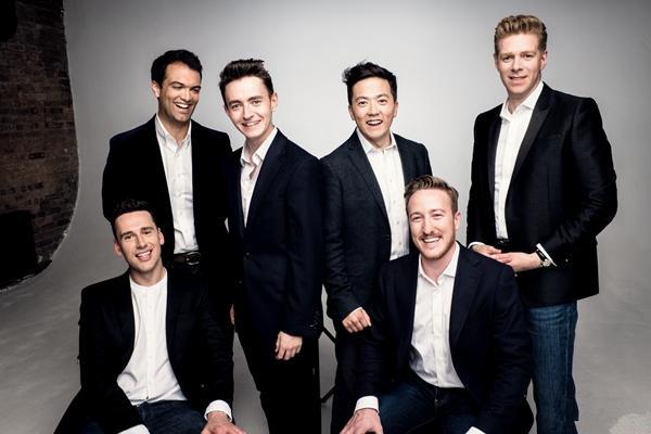 【上海站】荣耀时刻——国王歌手合唱团五十周年庆典音乐会