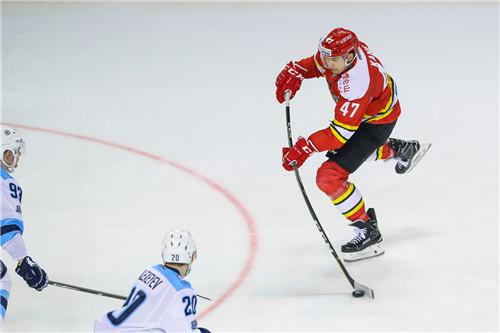 【上海站】2018-2019赛季KHL大陆冰球联赛中国赛区 昆仑鸿星冰球俱乐部主场比赛